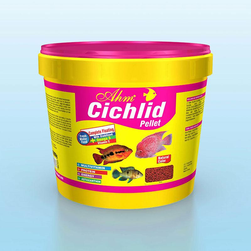 Cichlid Pellet