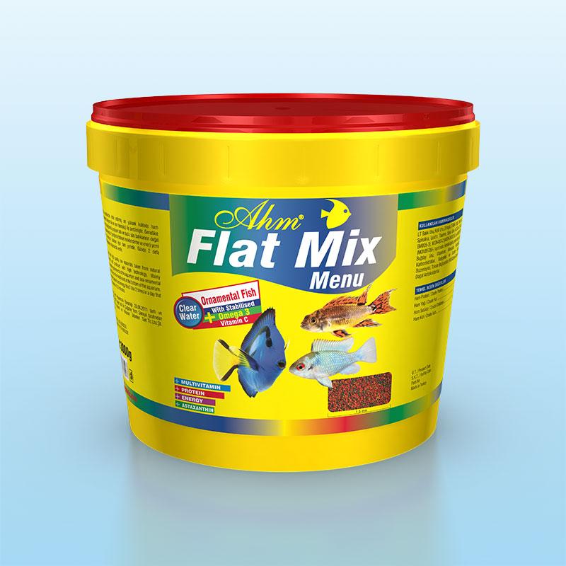 Flat Mix Menu