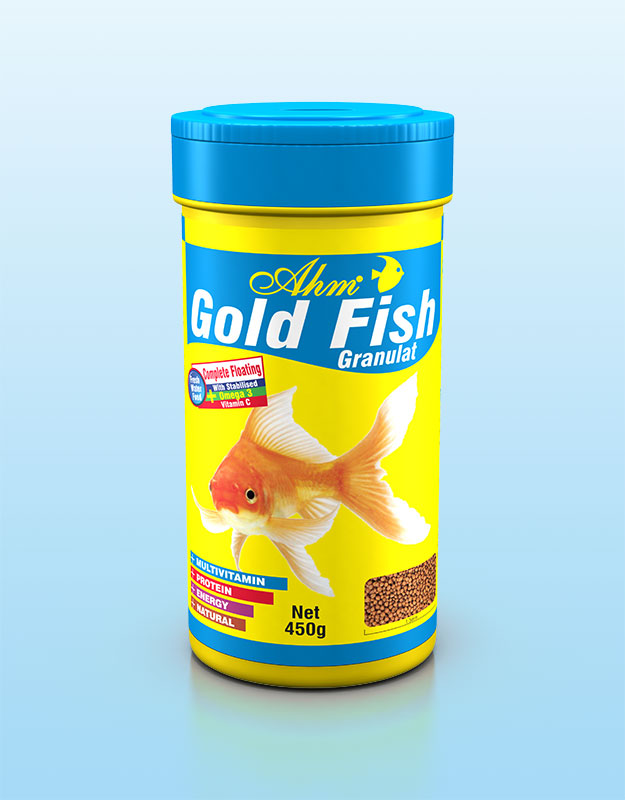 Gold Fish Granulat