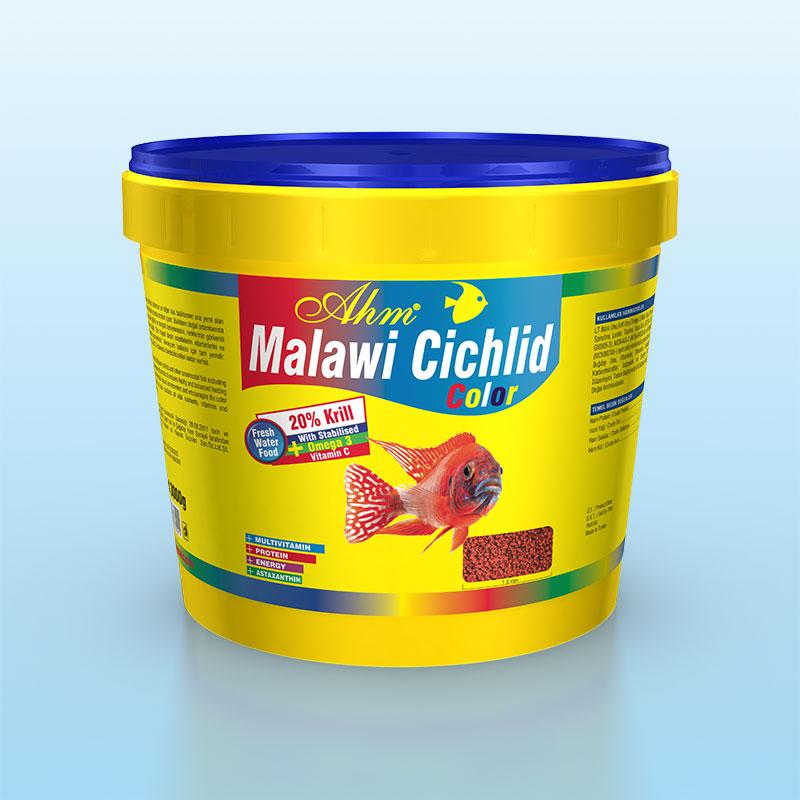 Malawi Cichlid Granulat Color
