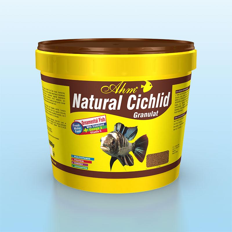 Natural Cichlid Granulat