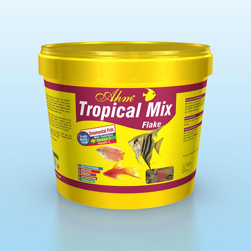 Tropical Mix Flake