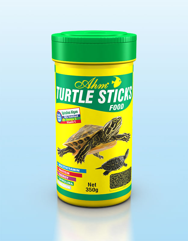 Turtle Sticks Food